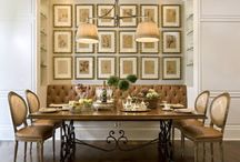 Breakfast Rooms / by Segreto Finishes