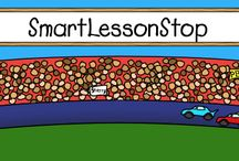 Smart Board Goodies / by Melissa B.