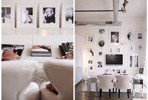 Picture Walls / by Julie Burton