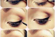 makeup! / by Kate Harley