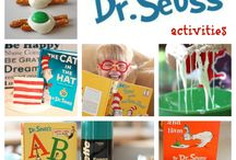 Dr. Seuss / by Melissa Shirley