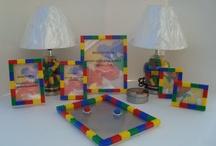 Lego bedroom ideas / by Helen Robinson