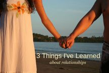 Love & Relationships / by Alicia | Jaybird Blog