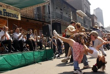 Laissez les bons temps rouler! / (Let the good times roll!) Festivals, Events, and more. / by Rouses Markets
