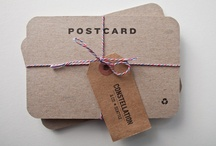 Paperie + Stationery / Paper & packaging / by . Fine Afternoon .