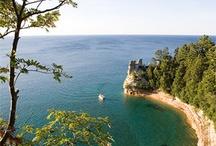 Michigan Destinations / by Kantha Gardner