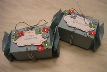 Candy Wrapper Boxes, & Gifts / by Cynthia Ryder
