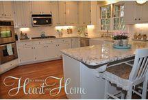 Kitchen redo / by Jennifer Patterson