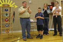 Cub Scouts / by Julie Clark