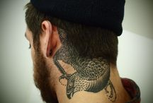 tattoos / by Chris Jarvis
