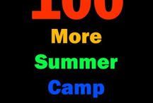 Summer Camp / by Bridgette Faye