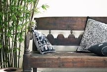BALCONIES, COURTYARDS & PATIOS: The Stylephiles Edit / The Great Outdoors - ideas and inspiration to take your petite patio or big backyard from drab to fab.    / by The Stylephiles