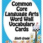 language arts / by Coach Jones