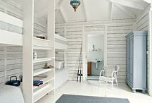 Decorating Ideas / Lovely ideas for the home. / by Jennifer Webb Smith