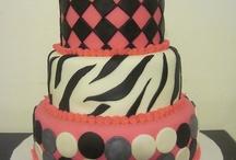cakes / by Mackenzie Mauriello
