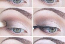 makeups / by Ali Nah