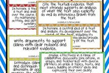 Common Core Writing / Writing for Common Core    / by Stephanie Van Clief