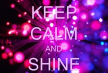 All That Glitters! / Glittery, sparkly, twinkly, splendid, shining! :-) / by CHARM IT!