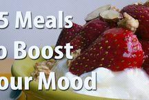 Healthy Eats / by Andrea Frey Metzger