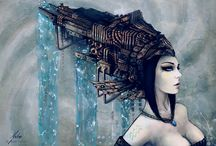 Aquarius / by PsychicsForetell