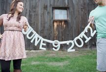 Save the date ideas / by Kim Sandborn