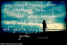 Quotes / by Amy Crouse Haney