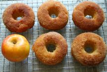 Doughnuts~Baked and Fried / by Carol G