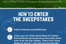 4th of July: Kraft Cheese Recipe for Summer / by Lud Merka