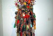 Inspirational fiber art / by Rachel Suntop