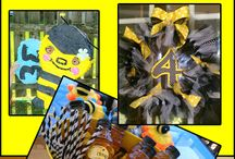 Bee Theme Birthday Party! / These were all inspired by my friend Kerry!  She is very crafty! / by Enza Ketcham