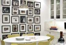 Organizing: Gallery Walls / How To Organize & Create Gallery Walls / by Nealey Stapleton