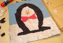 preschool stuff / by Alison Naas