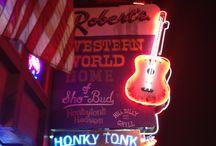 Things to do in Nashville / by Jessica Garrett Gorbett
