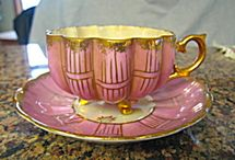 Tea Cups & Accessories / More Than McCoy on TIAS and Etsy carry hundreds of teacups for sale. Teacups make the perfect gift for any special occasion like birthdays, anniversary's, secretaries day, mother's day, x-mas, or as a housewarming or hostess gift!  You can't go wrong giving a lady a beautiful teacup! Visit us anytime! / by More Than McCoy
