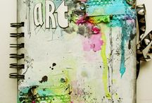 Art Journals / by Lauren Heaver