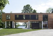 Home #1: Peterssen/Keller Architecture / 3944 Enchanted Lane, Minnetrista, MN 55364 / by Homes by Architects Tour