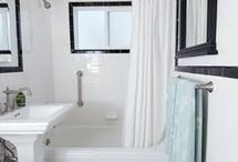Bathroom Remodel Inspiration (1940 style) / by Rae Hartsock