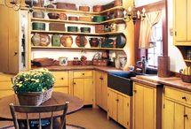 Kitchen Remodel / by Christine Rivett