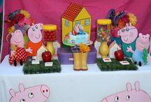 Peppa Pig / by Nana