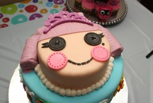 All things Lalaloopsy / by Faith Miller