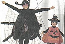 Halloween Costumes and Sewing Patterns for Costumes / Vintage Halloween costumes and Halloween costume pattern for sewing. Children and adult sizes / by The Internet Antique Shop