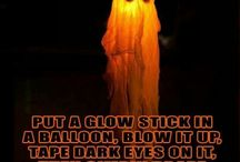 Halloween *Bonnie's Heart and Home* / All Halloween; all the time!   / by Bonnie's Heart and Home & Valor Virtual Solutions