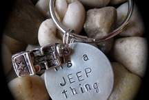 Jeep thing / by Rachel Halfman