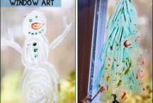 Creative Winter Activities for Preschool / by Devorah Milecki