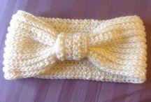 Crochet: Headband / by Heidi Cecil