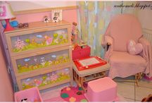 Kids Room by Anthomeli / Baby and Kids' Room Ideas / by Kathy By Anthomeli