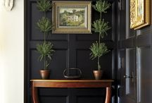 Entry / by Melissa Lenox Design