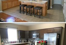 house: kitchens / by Carey Fitch