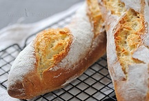 Food - Bread / by Joanna Gras