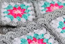 When I crochet  / by Hannah Mason